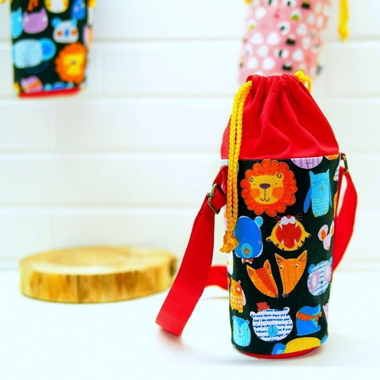 【英國litecup】專屬手工水壺背袋 (10款花色)