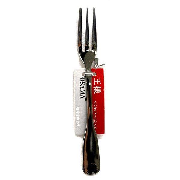 【王樣】18-8(#304)不鏽鋼A級義式小餐叉 / J-9377