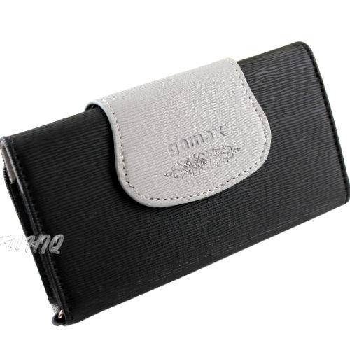 gamax 撞色系列 手機皮套 SONY XPeria U ST25i ◆贈送! 抽拉式手機套(高質感皮革) 一個◆