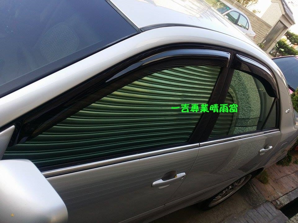 一吉06-12年仕Camry原廠型晴雨窗台灣製造工廠直營非Mazda camry crv rav4 fit focus FIT