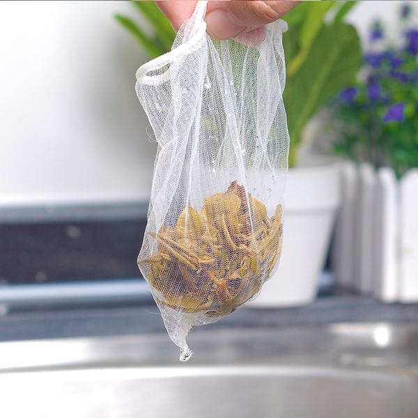 廚房用品 廚房水槽過濾網(30入) 洗手台  【KFS096】收納女王