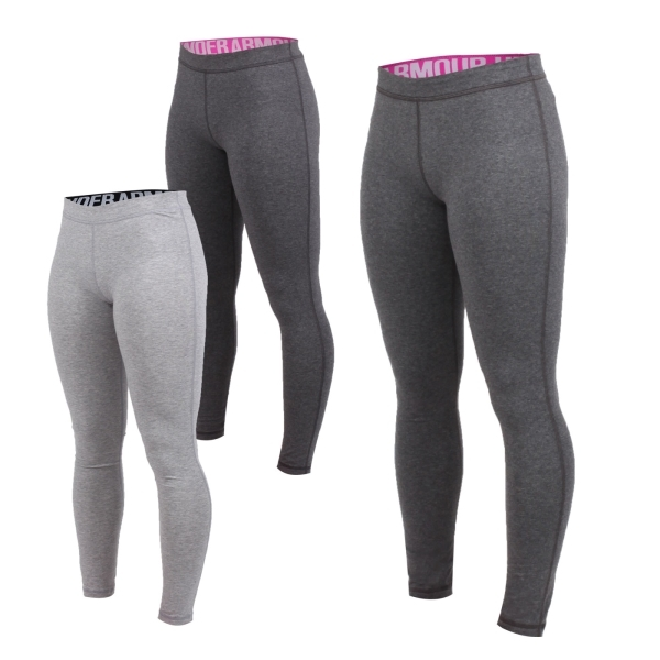 UA FIT UNDER ARMOUR HG Favorite女緊身長褲免運排汗專家