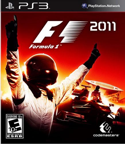 PS3 F1 2011一級方程式賽車2011美版代購