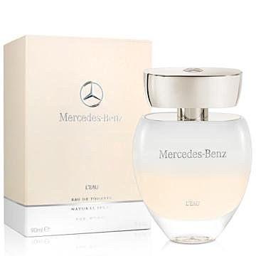 ※薇維香水美妝※Mercedes Benz 賓士白色浪漫女性淡香水 60ml