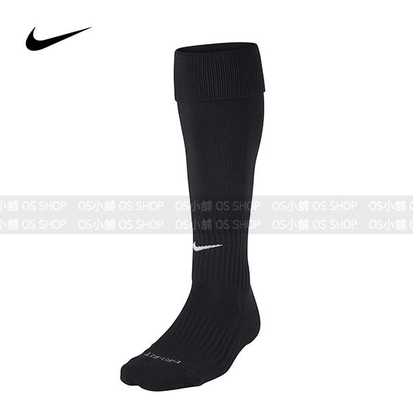 Nike 經典足球快速排汗襪 SX4120-001 黑色