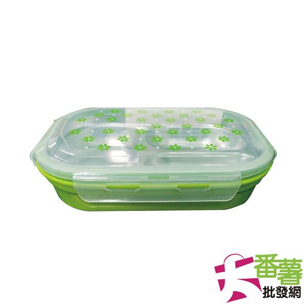 304不鏽鋼三格餐盒 [25A3]-  大番薯批發網