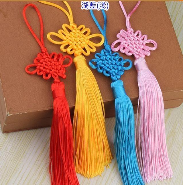 中國結流蘇穗子吊飾批發 (多色可選)會場佈置 diy吊飾配件