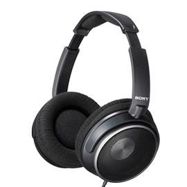 展示機出清SONY耳罩式立體聲耳機MDR-MA500 40mm驅動單元自然音場的開放式耳機