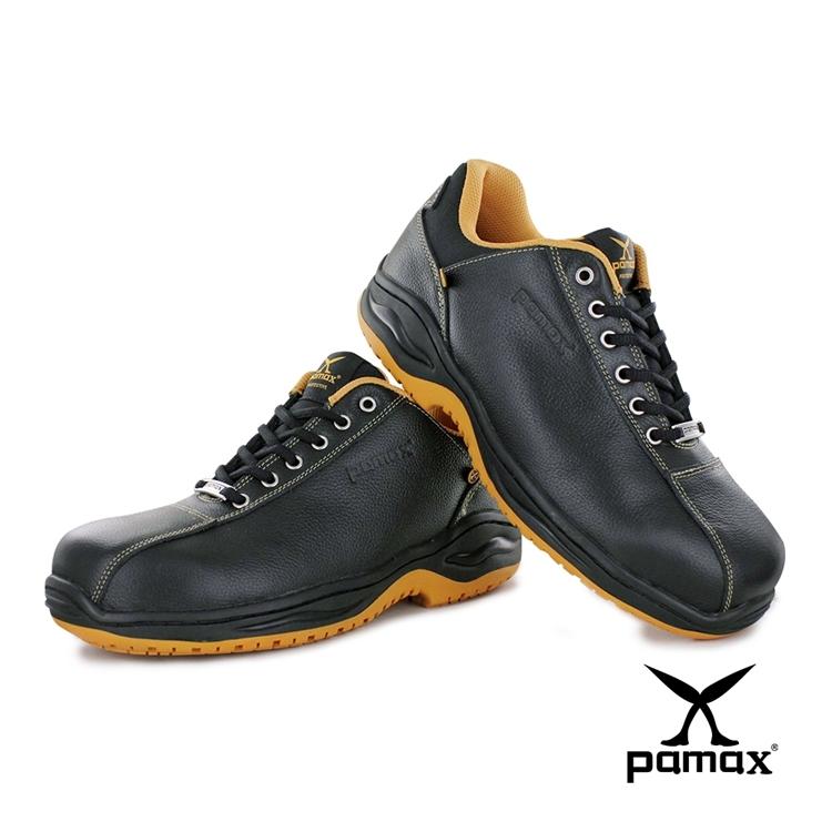 新品-PAMAX帕瑪斯《防穿刺》鋼頭止滑安全鞋【工作機能鞋】頂級廚師鞋、專利抗滑 ※ PA3302LP男女