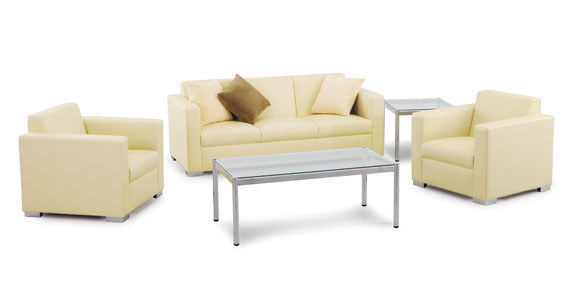 MS30-CS-564-1    鋼管沙發-緹花布-1人座-不含茶几.抱枕