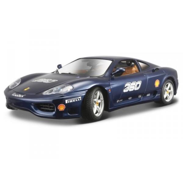限時68折Bburago 1 24法拉利-FxxK跑車模型車JOYBUS玩具百貨
