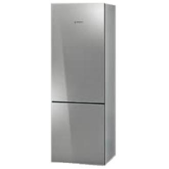 BOSCH德國博世KGN36SS30D獨立式冰箱經典銀285L零利率