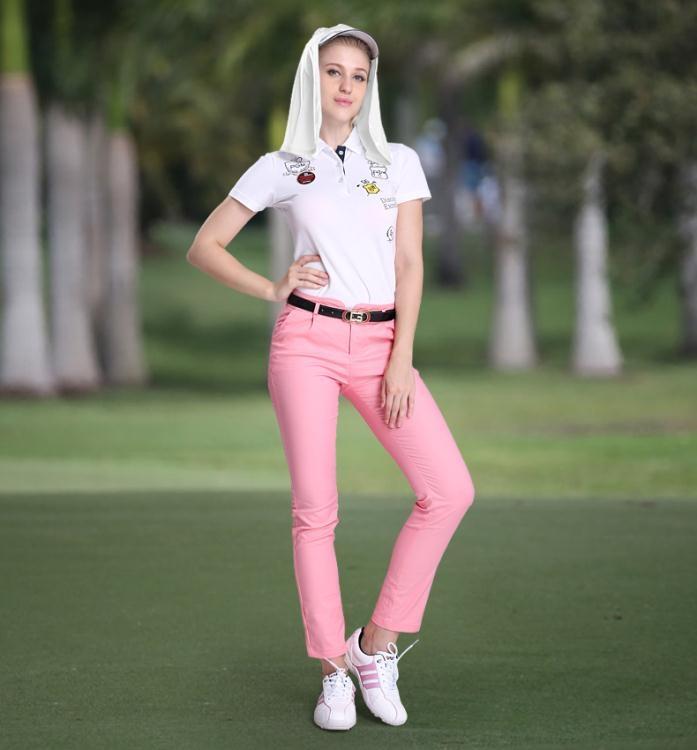 食尚玩家高爾夫防曬圍脖男女冰絲面罩防紫外線夏季服裝