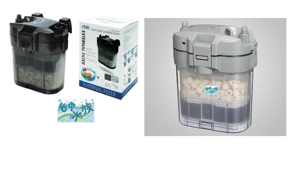 台中水族台灣ISTA迷你圓桶過濾器360L H前置過濾桶特價