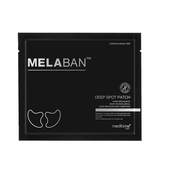 韓國MELABAN 逆轉黑王牌淡斑貼片 (4片/盒)