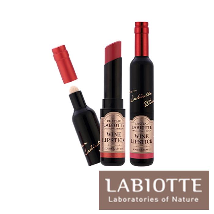韓國 LABIOTTE 葡萄酒醇果 染色 唇膏 3.7g (水潤/霧面) 奶酪陷阱 金高恩 代言