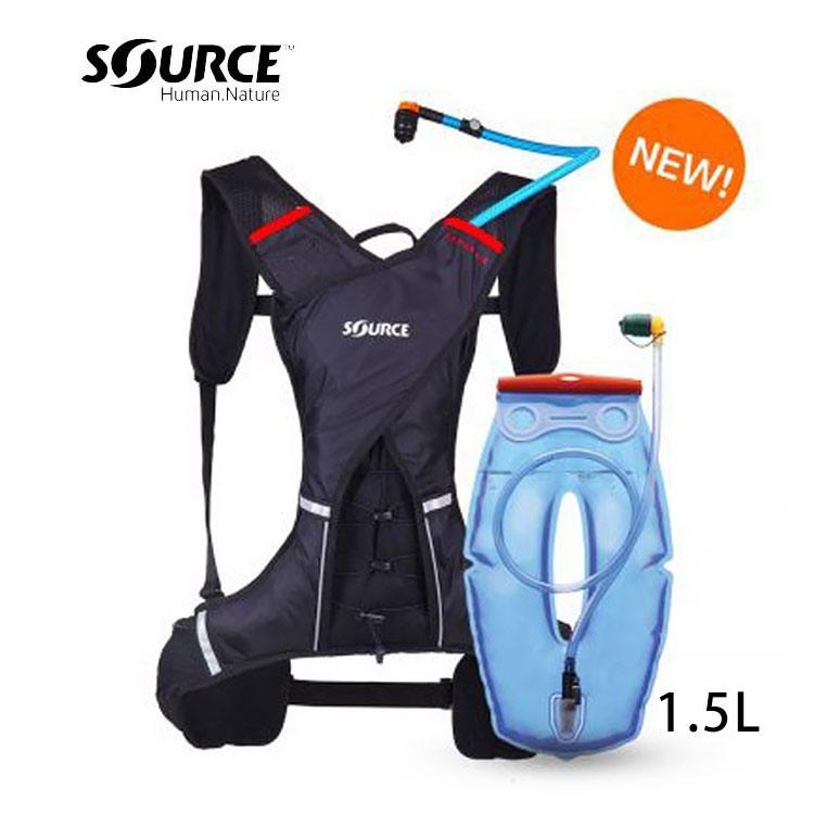 Source 超輕量慢跑水袋背包Dune1.5L / 城市綠洲 (水袋.路跑.登山.健行)