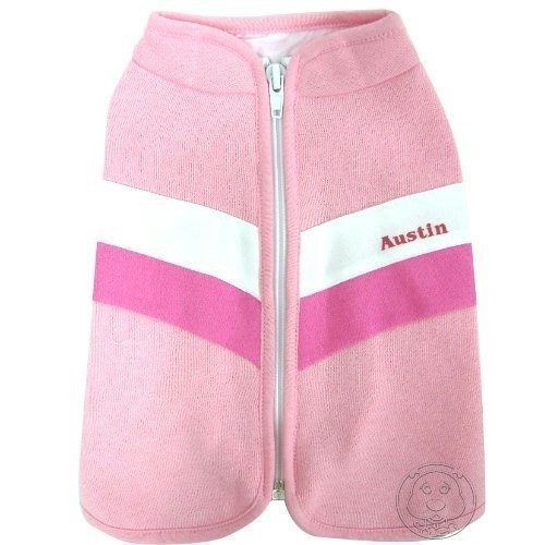 zoo寵物商城歐斯騰寵物淺水造型衣粉紅XS號