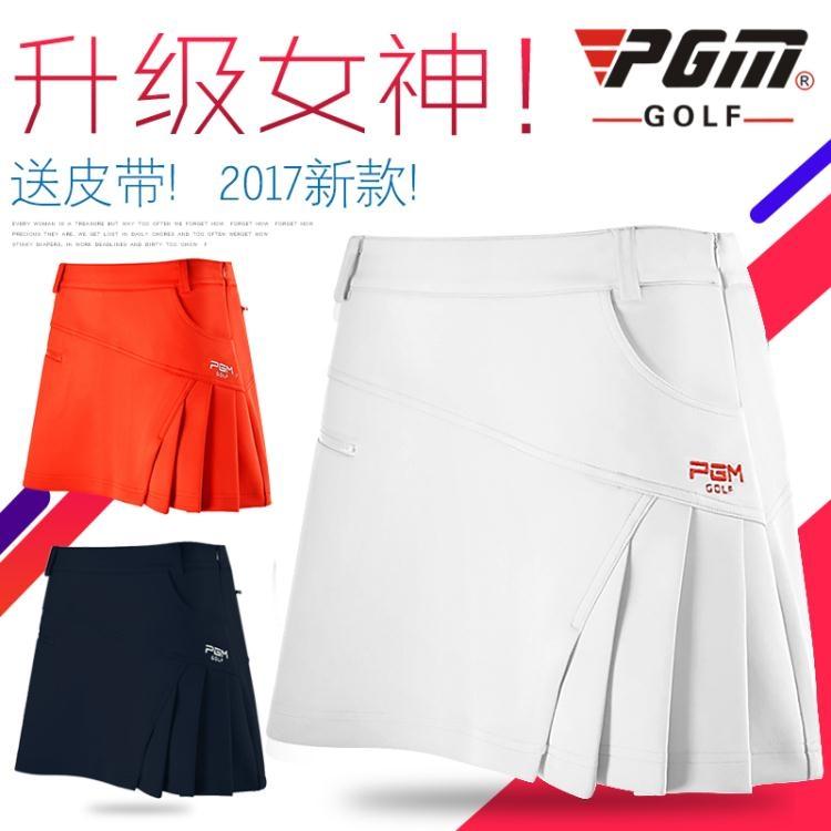 食尚玩家高爾夫裙子韓版女士褲裙夏季女裝防走光運動短裙