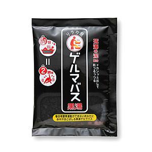 【瑕疵&即期良品特賣】石澤研究所-GERMA黑湯死海泥泡湯包 40g