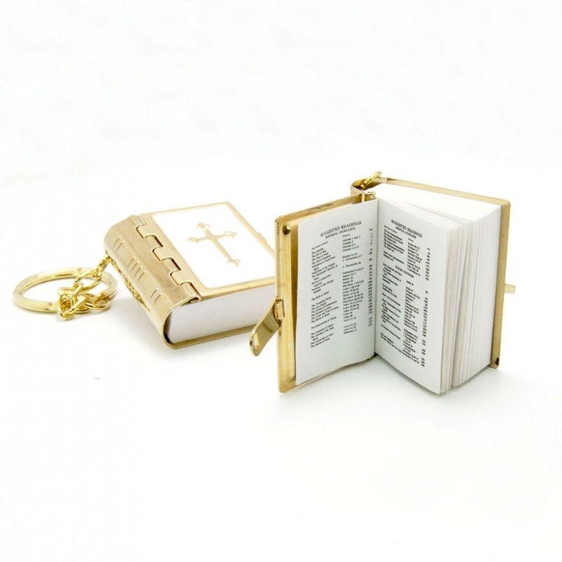 袖珍聖經鑰匙圈