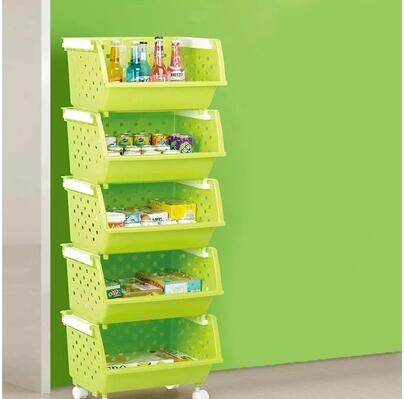 塑料兒童玩具收納架置物架幼兒園寶寶儲物櫃簡易宜家整理箱盒書架潮