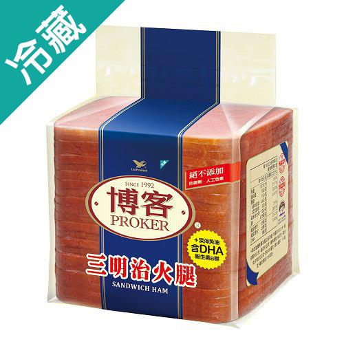 博客三明治火腿500g愛買冷藏