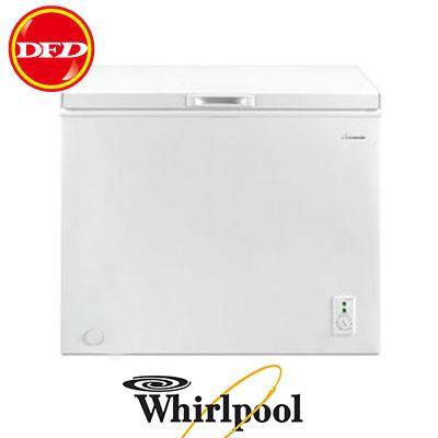 惠而浦 WHIRLPOOL WCF255W1 直冷臥式 冰櫃 255L 純白 保固兩年 ※運費另計(需加購)
