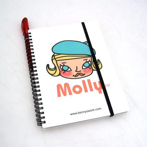 HFPWP 超聯捷 Molly  名師設計精品 手札(A5) 全球限量 環保材質 非大陸製