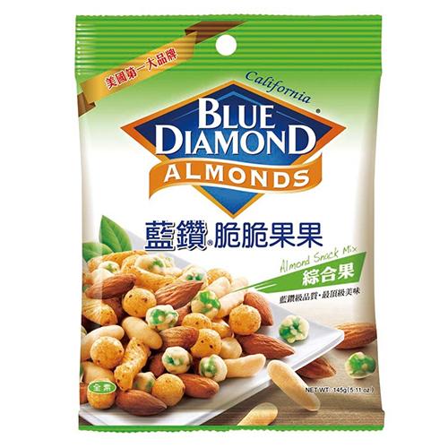 加州藍鑽脆脆果果綜合果145g愛買