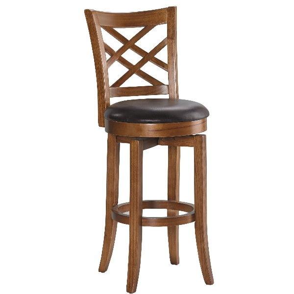 吧檯椅FB-363-1仿古色高吧椅大眾家居舘