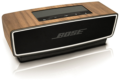 美國代購-現貨Balolo核桃木保護殻for Bose SoundLink Mini I II