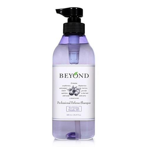 韓國BEYOND藍莓專研防禦修護洗髮露300ml小三美日
