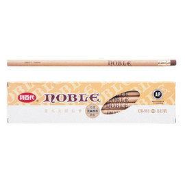利百代CB-981原木皮頭鉛筆12支入盒