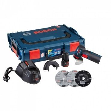 BOSCH 10.8V鋰電無刷砂輪機GWS 10.8-76V-EC-單電池組