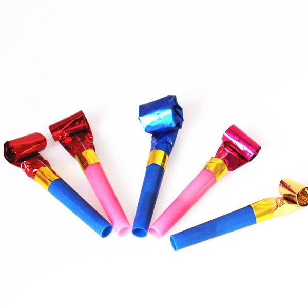 吹龍 會伸舌頭的口哨 生日派對用品 舞會活動用品 吹卷批發