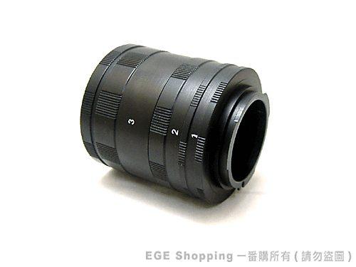 EGE 一番購】FIT MINOLTA MD 金屬 近攝接寫環 近攝接環 延伸套筒 微距 近攝環【3節式 】