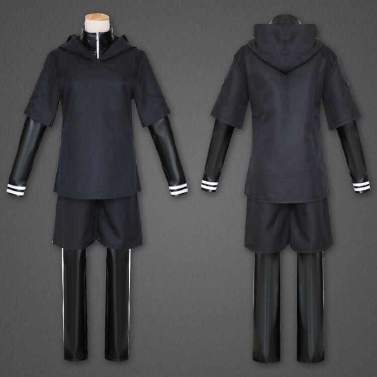 東京食尸鬼金木研 戰斗服 cos服「衣衣布舍」