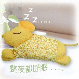 AWANA動物造型睡枕