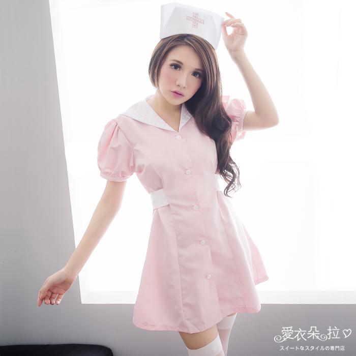 護士服 角色扮演 白衣天使醫院診所制服 愛衣朵拉