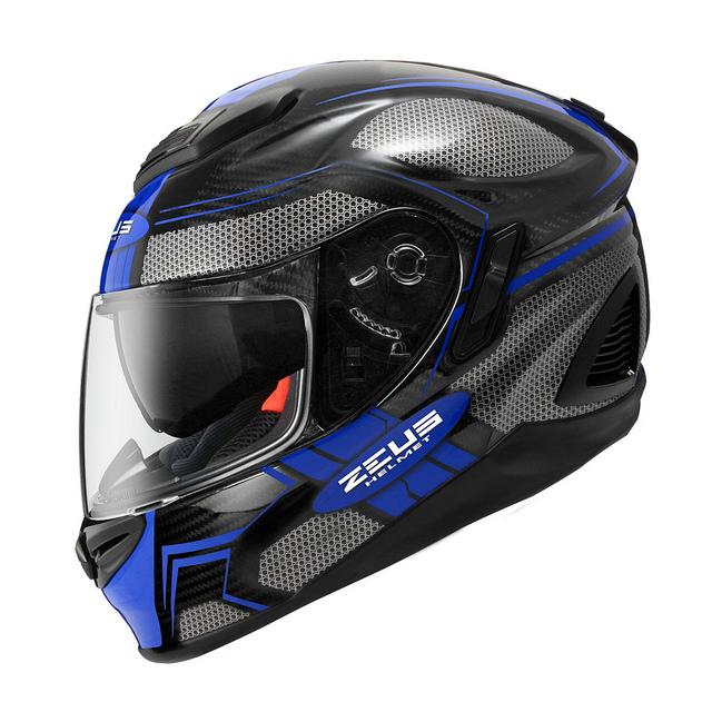 ZEUS 瑞獅安全帽,ZS-1600,AK3/黑藍