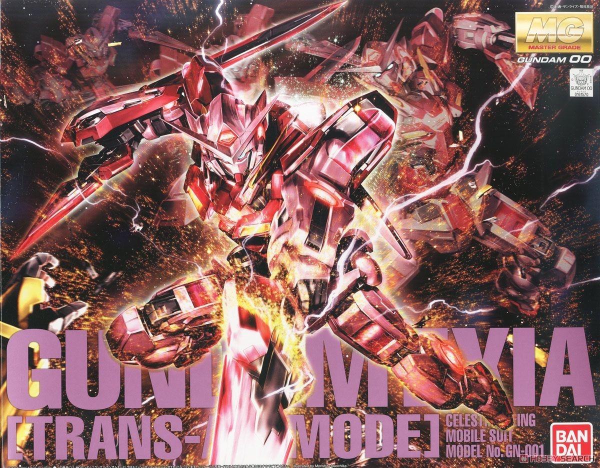 鋼彈模型 MG 1/100 鋼彈00 GN-001 能天使鋼彈 TRANS-AM 模式 TOYeGO 玩具e哥