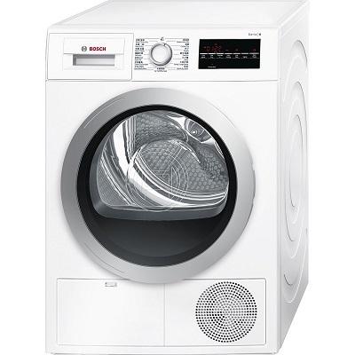 詢價再優惠德國BOSCH博世家電冷凝式乾衣機WTG86401TC歐規8KG 24期0利率