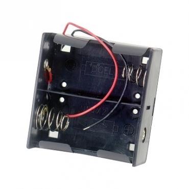方型電池盒1號2只SU506