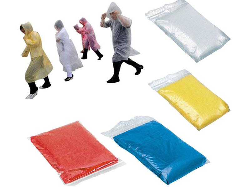 一次性雨衣男女適用輕便性雨衣戶外旅遊作業工作必備薄款便利雨衣