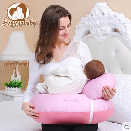 佳韻寶哺乳枕頭餵奶神器墊托授乳枕嬰兒抱枕寶寶夏季護腰餵奶靠枕