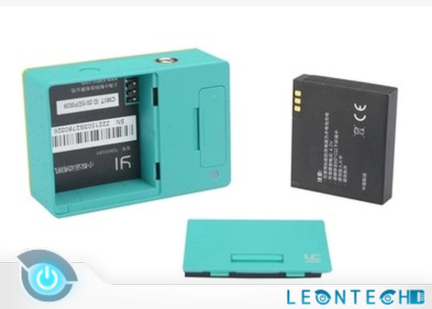 小米運動相機配件小蟻電池小米小蟻運動相機專用電池