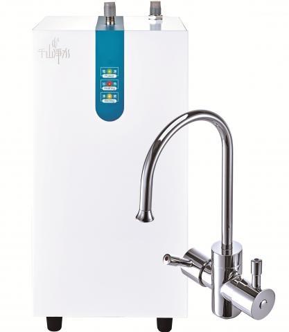 聖家含安裝0利率好康請進~千山廚下型加熱雙溫飲水機TK-4000全館刷卡分期免運費