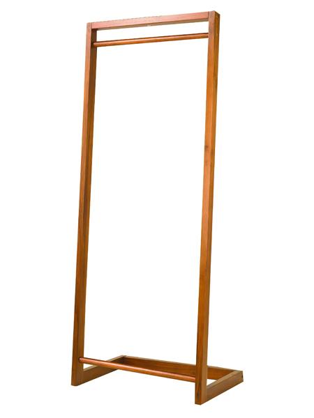 L型吊衣架【SCANDINAVIAN現代北歐】優渥實木家具 WMAF06T2