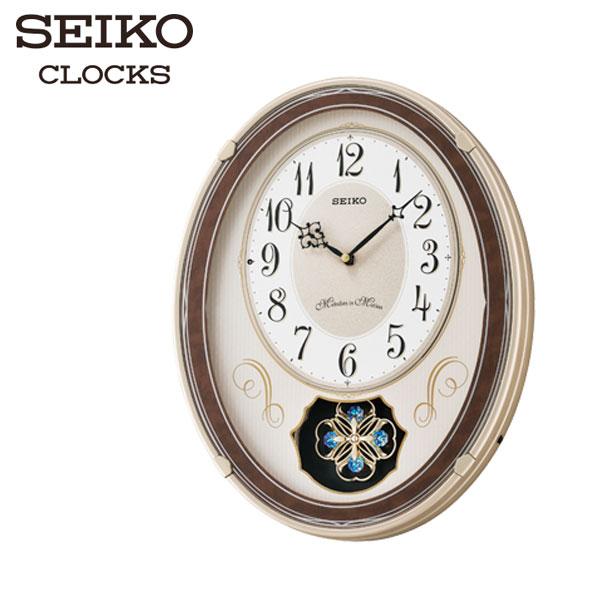 SEIKO精工音樂鐘水晶掛飾音樂鐘西敏寺鐘聲18組音樂報時夜間防干擾功能公司貨QXM337B